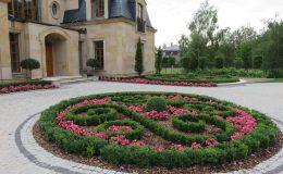 5a pałacowa rabata francuska