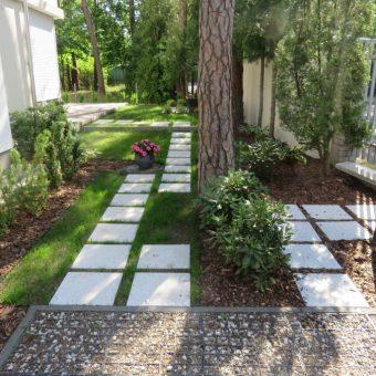 Ogród formalny – Józefów