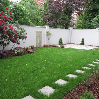 Ogród formalny – Mokotów
