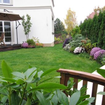 Ogród rodzinny – Powsin