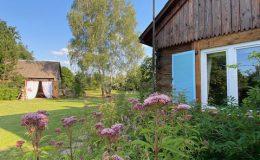 Ogród wiejski Chata Wandy Brzeźce (4)